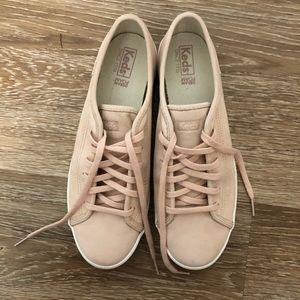Pink Keds sneakers